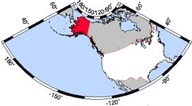 Alaska Location