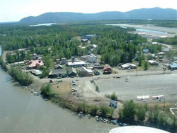 Mcgrath Alaska Home Page