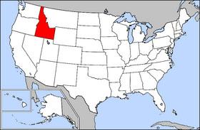Idaho Location