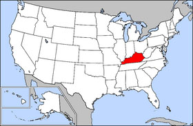 Kentucky Location