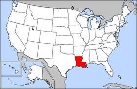 Louisiana Location
