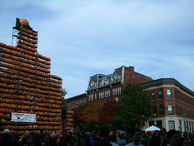 Keene, New Hampshire Pumpkin Festival