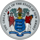 New_Jersey State Seal