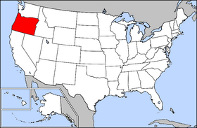 Oregon Location