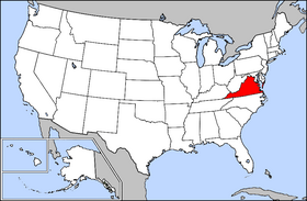 Virginia Location