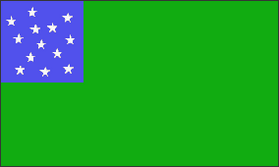 Flag of the Green Mountain Boys
