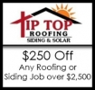Roofing Service Worcester - Tip Top Roofing Siding & Solar