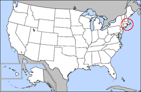 Rhode Island Location